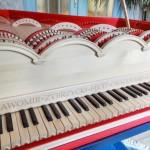 La viola organista de Da Vinci