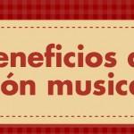6 beneficios de la formación musical online (infografía)