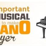 14 términos musicales que te harán mejor pianista (infografía)