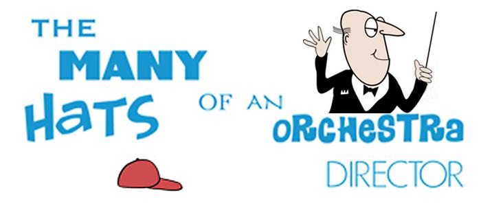 Los sombreros del director de orquesta (portada)