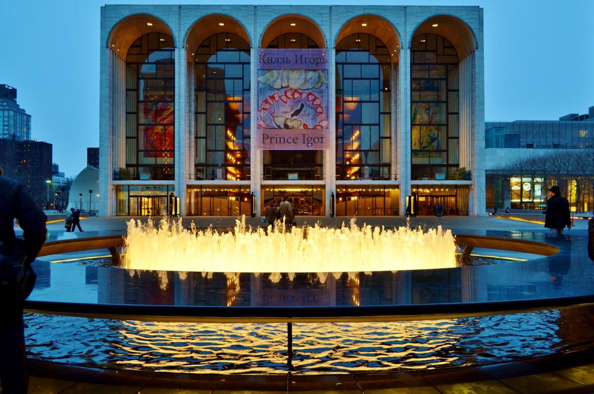 MET Metropolitan Opera House - Gestión Cultural