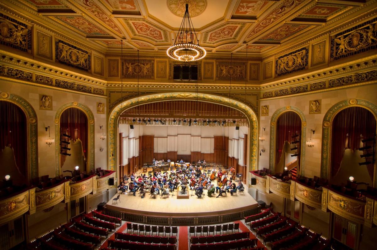 Detroit Symphony Orchestra - Nuevos modelos de gestión