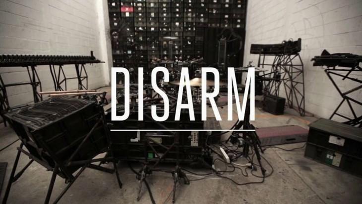 Disarm, música de las armas