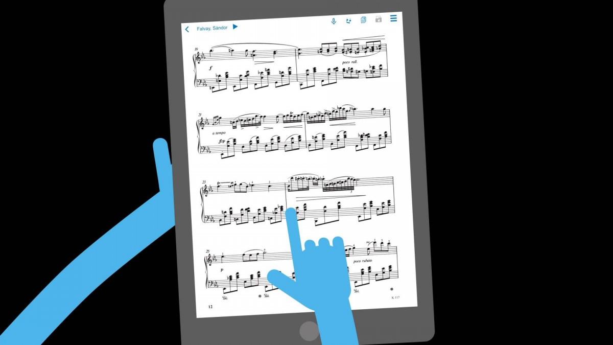 MÚSICA PIANO - app partituras para músicos