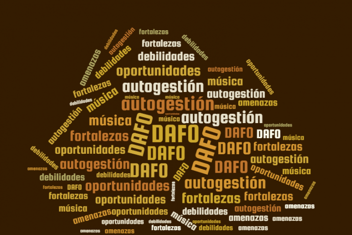 autogestión-musical-analisis-dafo