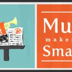 La música te hace más inteligente (infografía)
