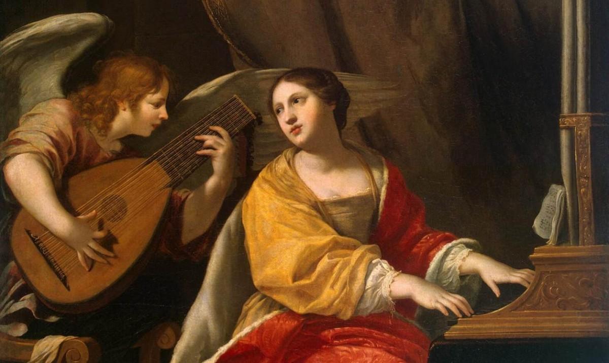 Santa Cecilia patrona músicos
