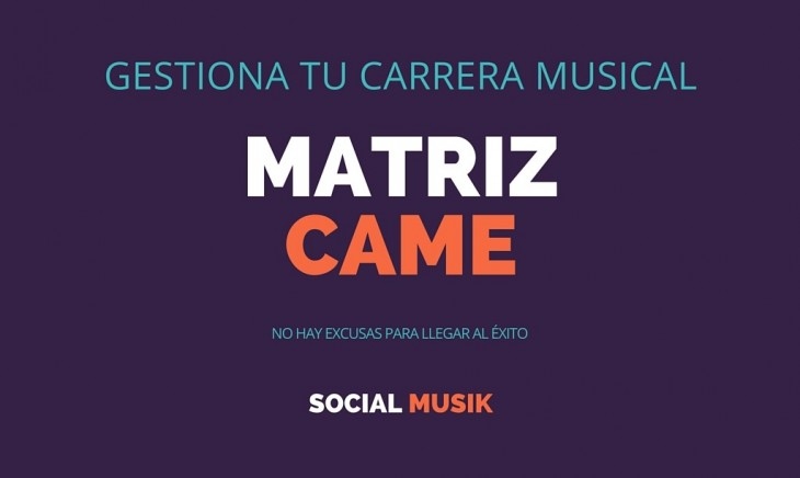 matriz-CAME-gestión-musical