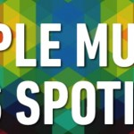 Apple Music vs Spotify. ¿Cuál es tu favorito?