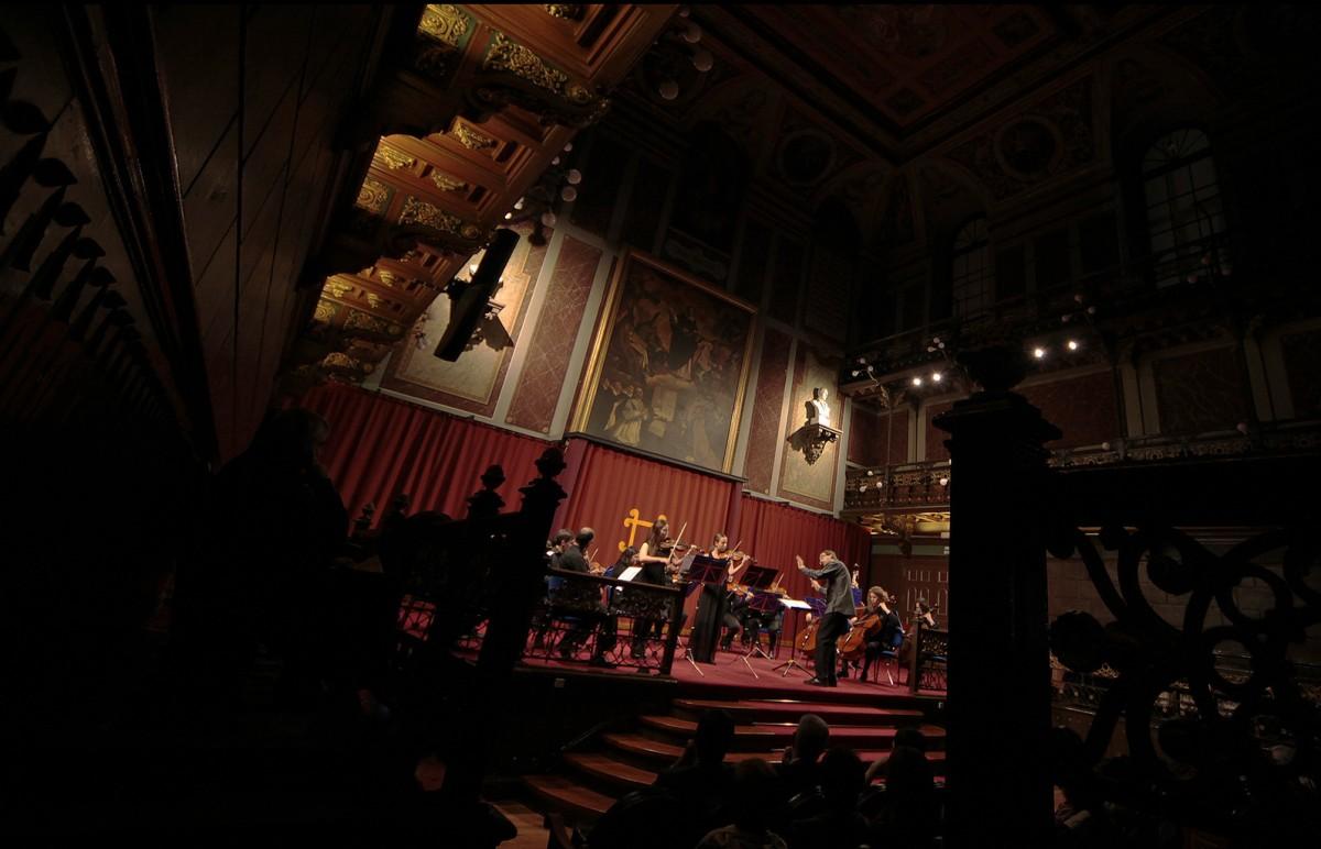 preparar un concierto orquesta sinfonica