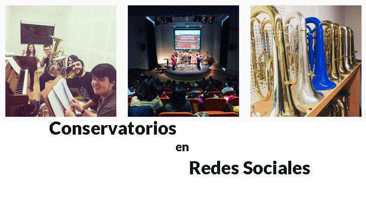 conservatorio redes sociales