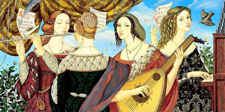 mujer historia de la música