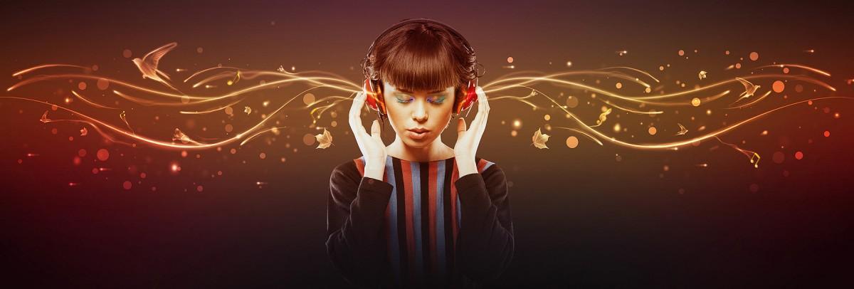 oído musica chica