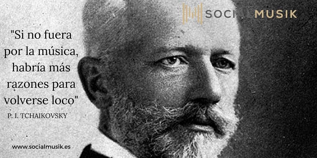 frases de música tchaikovsky