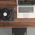 Música y tecnología: inseparables.