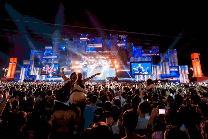 rock in rio festival-musica