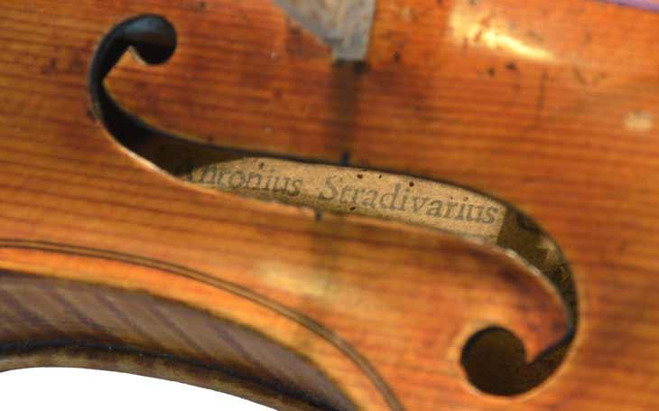 violin instrumentos stradivarius